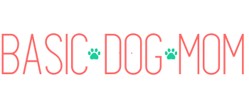 Basic Dog Mom Logo