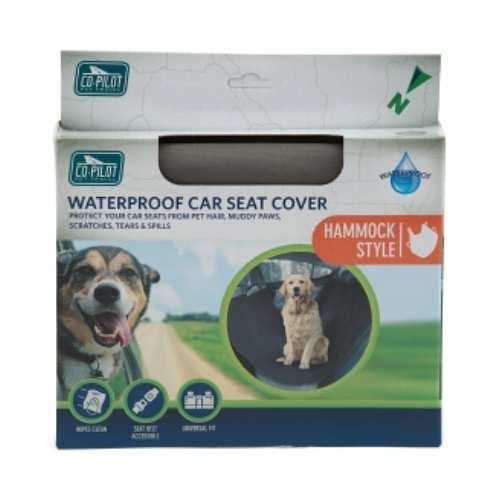 CO PILOT PET TRAVEL - Waterproof Pet Car Seat Hammock Dog Care