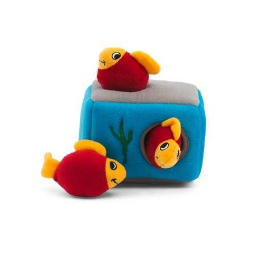 ZIPPYPAWS Aquarium Burrow Pet Toy