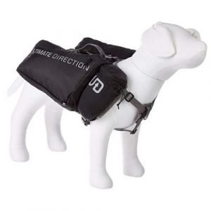 Camping With Your Dog - Ultimate Direction Dog Vest