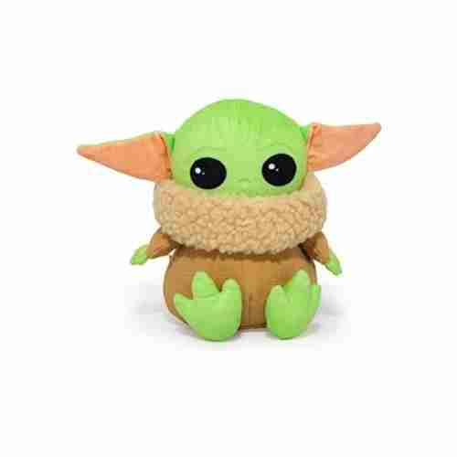 Buckle-Down Dog Toy, Mandalorian, Baby Yoda, Plush Star Wars The Child