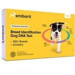 Embark Breed & Ancestry Dog DNA Test Kit
