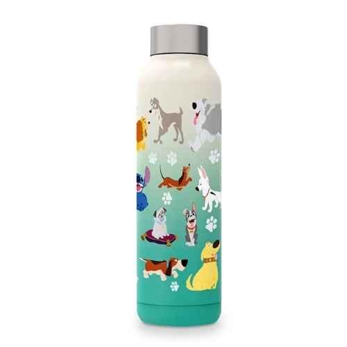 Disney Dogs Stainless Steel Water Bottle