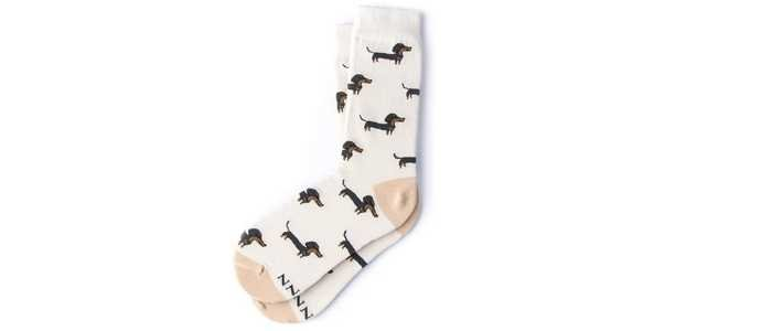 Chihuahua and Chiweenie Gifts For Weiner Dog Lovers - Chiweenie Socks