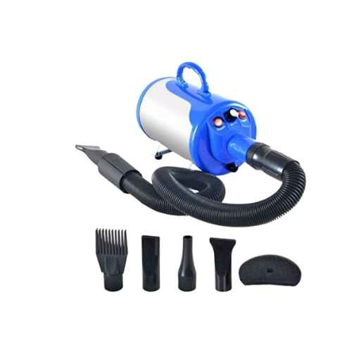 Dog Grooming Blower with Heater