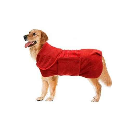 Geyecete Dog Drying Coat -Dry Fast Dog Bag
