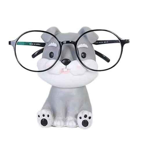 Schnauzer Glasses Holder