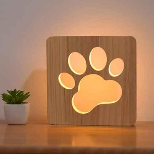 Puppy Paw Office Light