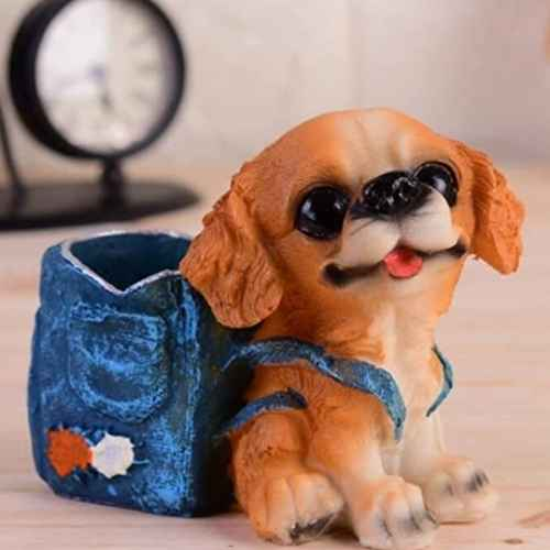 Dog Pencil and Office Supply Holder