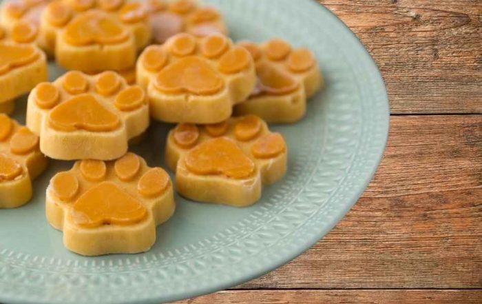 eanut Butter And Banana Frozen Dog Treats Recipe