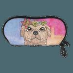 Boho Dog Glasses Case