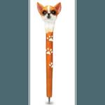 Chihuahua Head Pen
