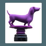 Wiener Dog Wine Stopper